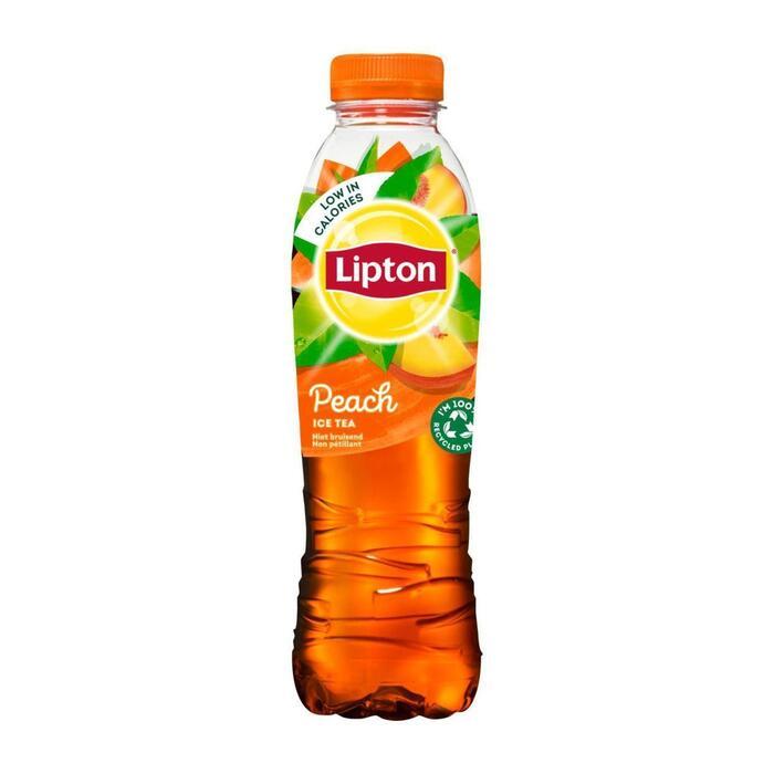 Lipton Ice tea peach (rol, 0.5L)