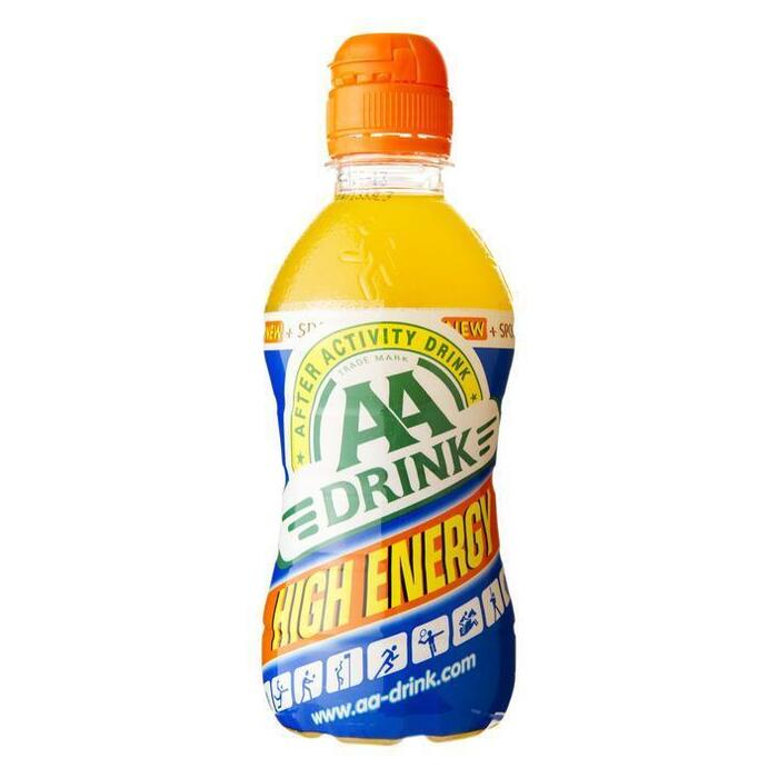 AA Drink High Energy (rol, 33 × 33cl)
