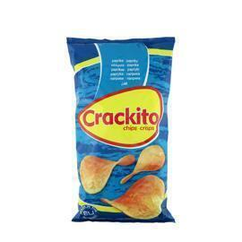 Chips paprika (zak, 200g)