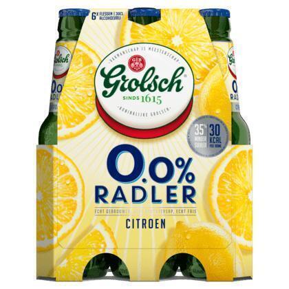 0.0% radler citroen (rol, 180 × 30cl)