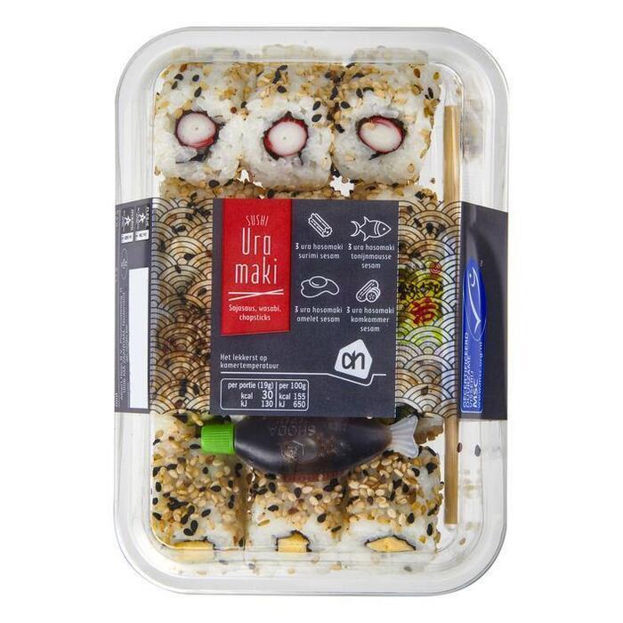 Sushi Uramaki (stuk, 225g)