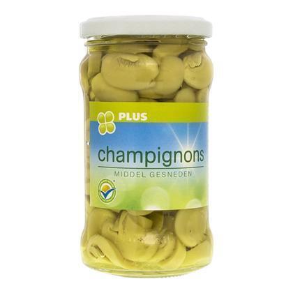 Champignons (pot, 280g)