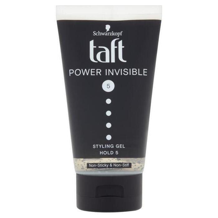 Taft Power invisible gel (150ml)