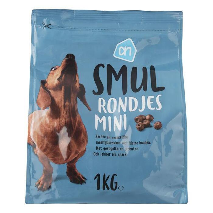 AH Mini smulrondjes (1kg)