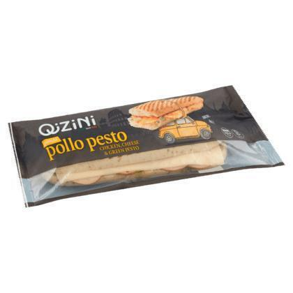 Panini pollo pesto (Stuk, 160g)
