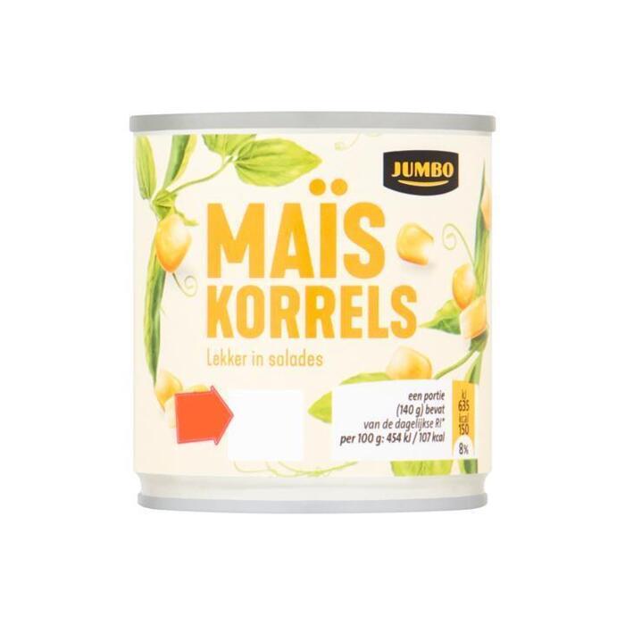 Jumbo Maïskorrels 150 g (150g)