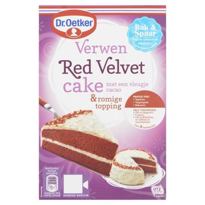 Verwen Red Velvet (Stuk, 293g)