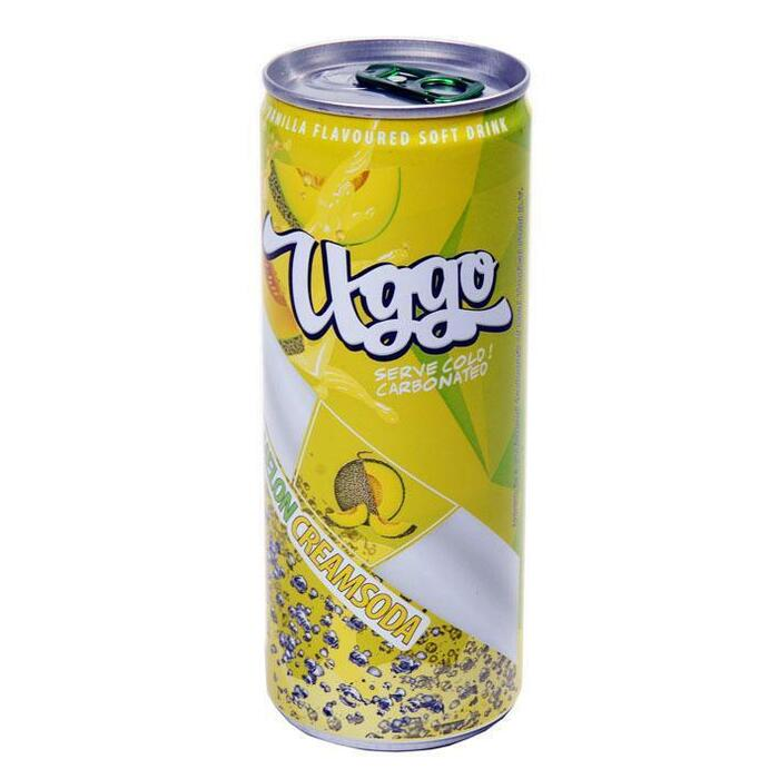 Uggo Melon creamsoda (250ml)