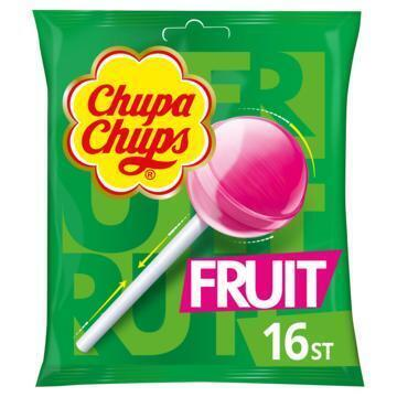 Chupa Chups Fruit 16 Stuks 192 g (Stuk, 192g)