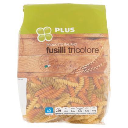 Fusilli tricolore (500g)