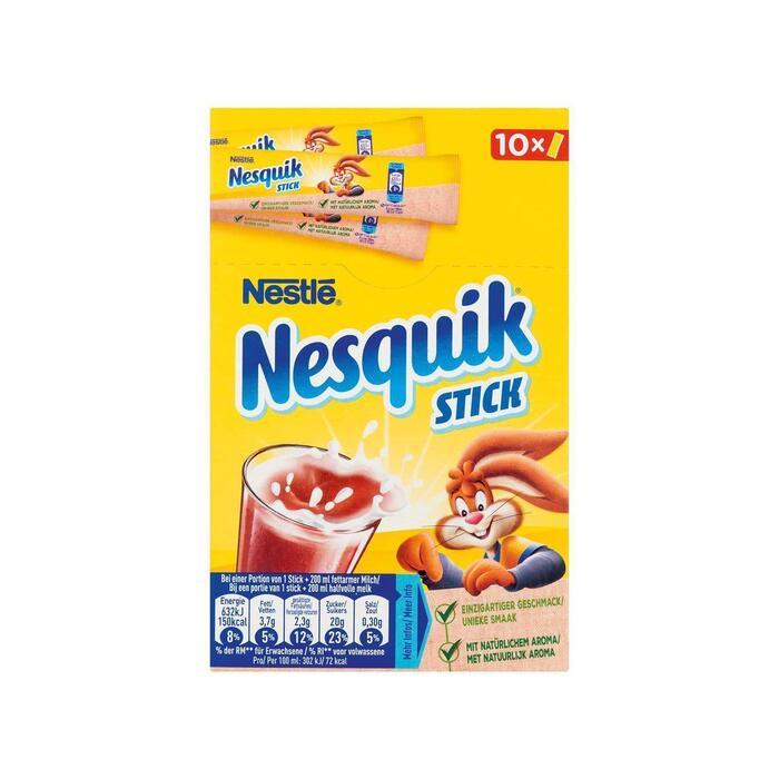Nestlé nesquik sticks (135g)
