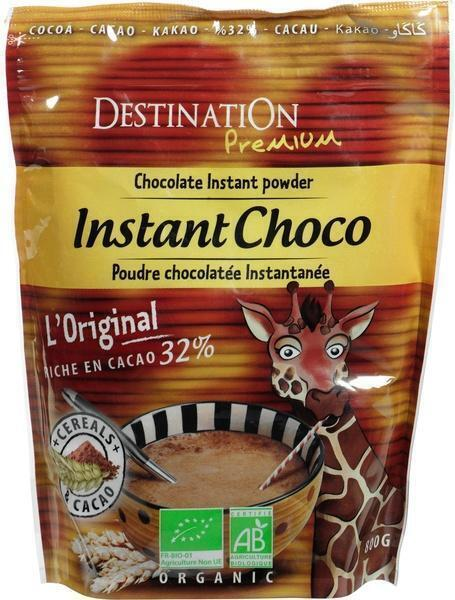 Instant cacaopoeder 32% (800g)