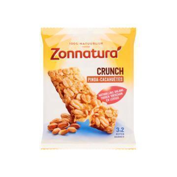 Crunch pinda (eko) (Stuk, 3 × 45g)