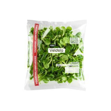 Jumbo Veldsla Gewassen Voordeelverpakking 125 g (125g)