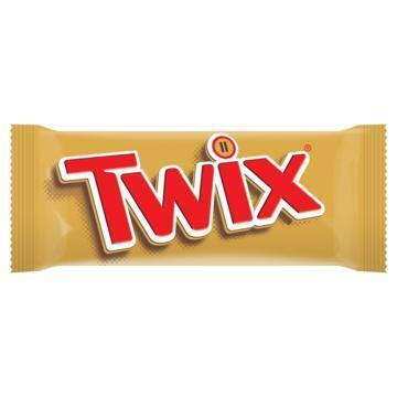 Twix (Stuk, 2 × 25g)