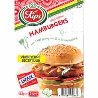 Hamburgers (160g)