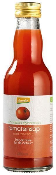 Tomatensap (glas, 200ml)