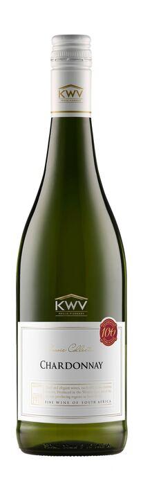 KWV Classic Collection Chardonnay 750ml (0.75L)