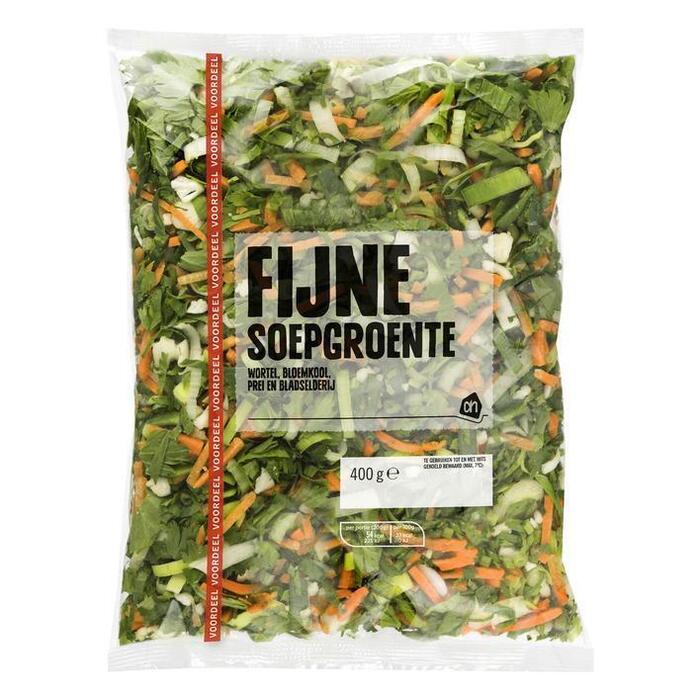 Fijne Soepgroente (zak, 400g)