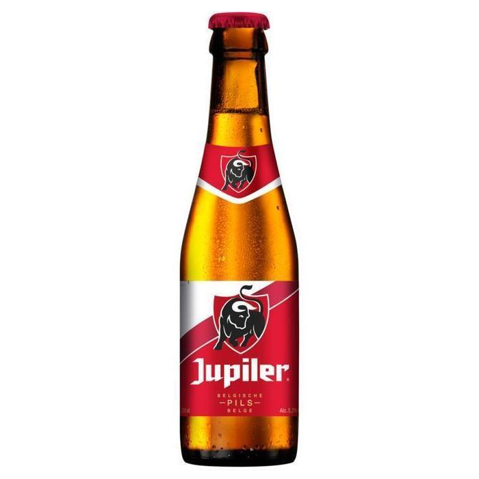 Jupiler Blond Bier (glas, 250ml)
