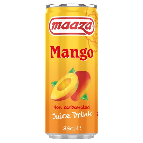 MAAZA SLEEK MANGO 0.33L (33cl)