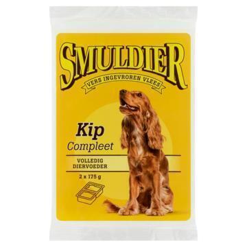 Smuldier Kip Compleet 2 x 175g (2 × 175g)