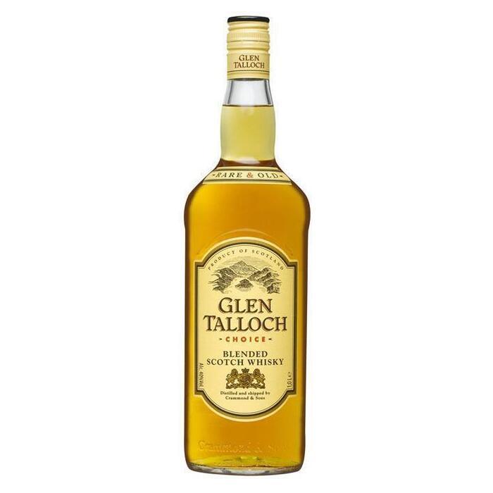 Glen Talloch Blended scotch whisky (rol, 100 × 1L)