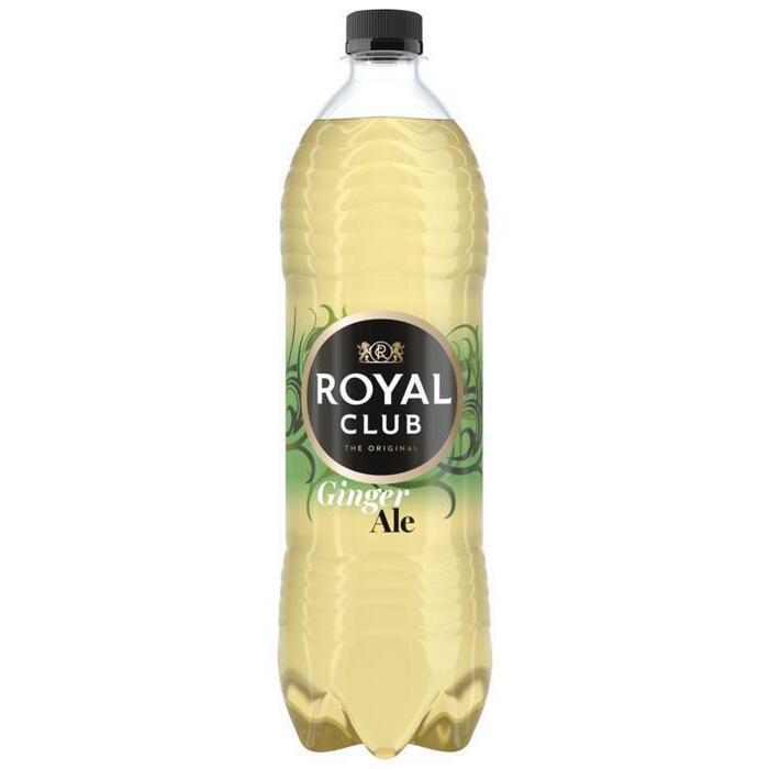 Ginger Ale (rol, 100 × 1L)