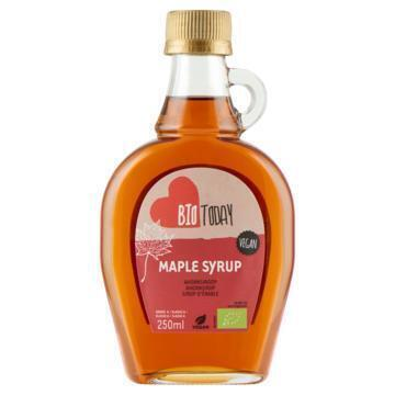 Maple Syrup (glas, 250ml)
