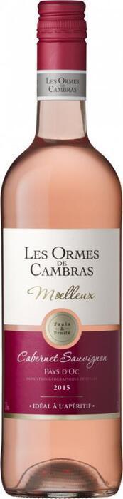 Cabernet sauvignon rosé (0.75L)