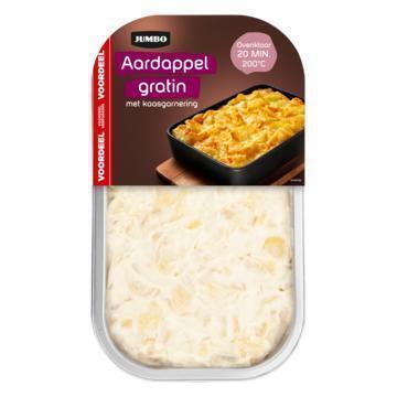 Jumbo Aardappel Gratin met Kaasgarnering Voordeelverpakking 625 g (625g)
