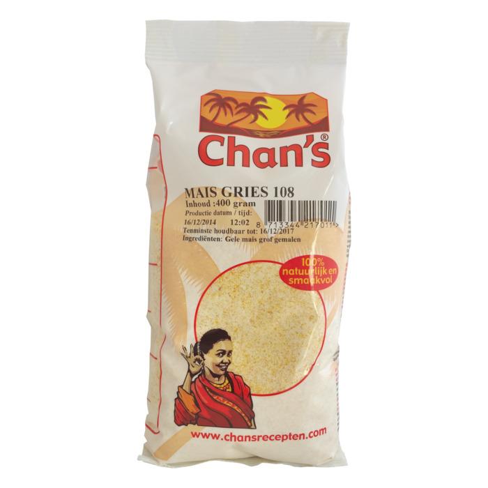 Chan's Maïsgries (400g)