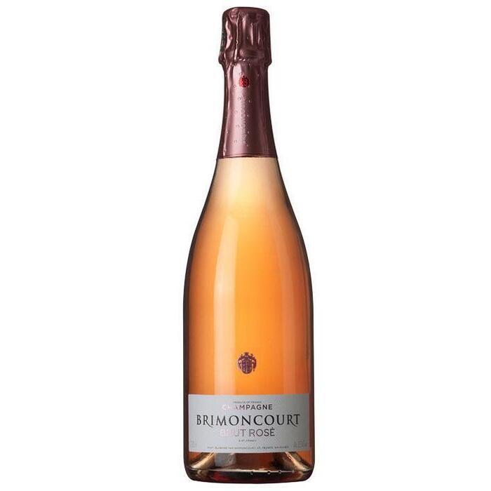 Brimoncourt Champagne Brut Rosé (0.75L)