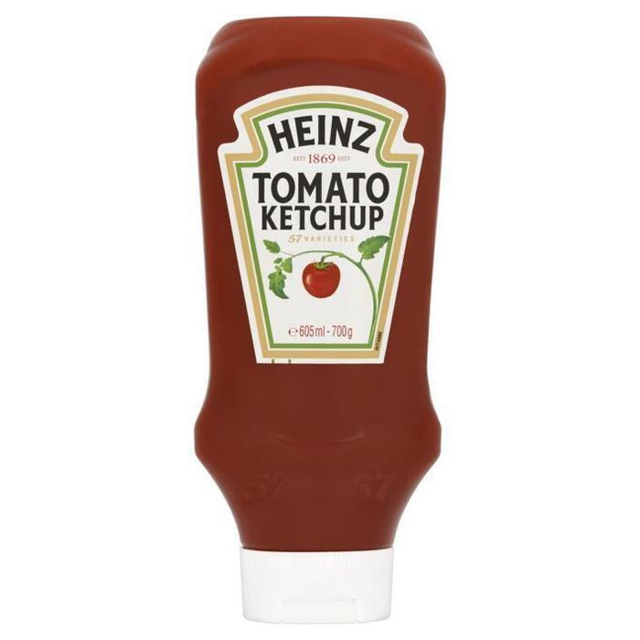 Heinz Tomato ketchup topdown (0.6L)