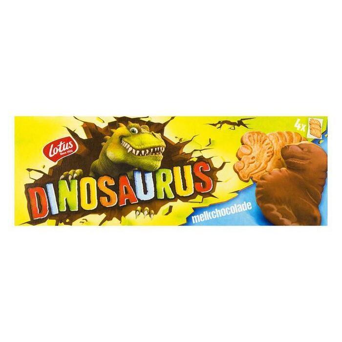 Lotus Dinosaurus melkchocolade (225g)