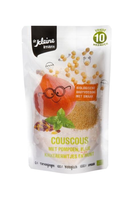 De Kleine Keuken Couscous vanaf 10 Maanden 180g (180g)