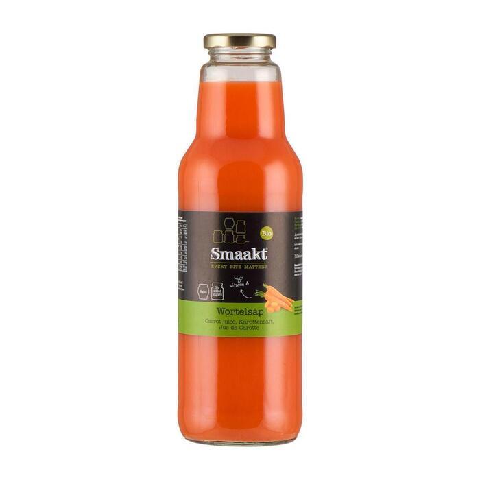 Wortelsap (PET fles, 0.75L)