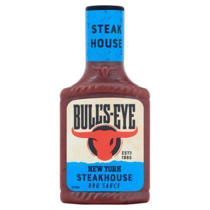 Bulls-eye Steakhouse New York bbq sauce (360g)