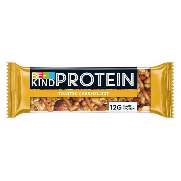 Be Kind Protein Single Toasted Caramel Nut (50g)