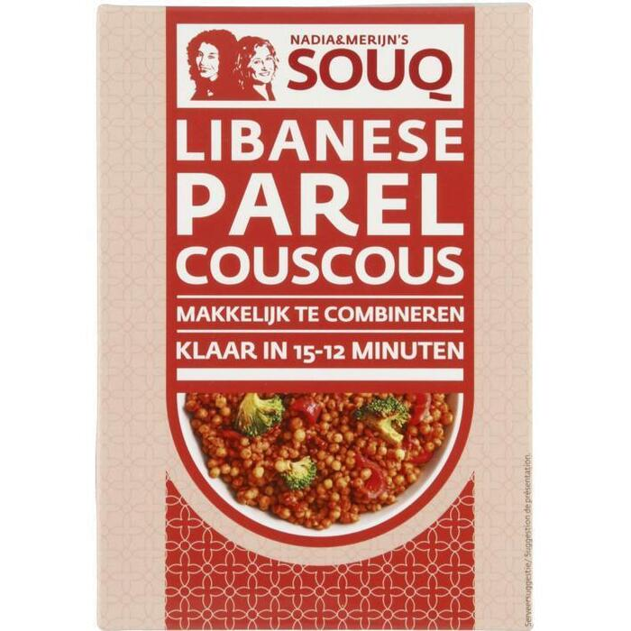 Souq Premium libanese parelcouscous (250g)