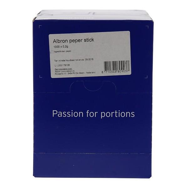 ALBRON PEPER, STICK 0,2G (bak, 0.2g)