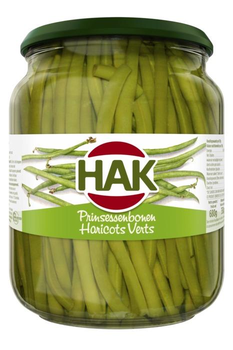 Haricots Verts (pot, 680g)