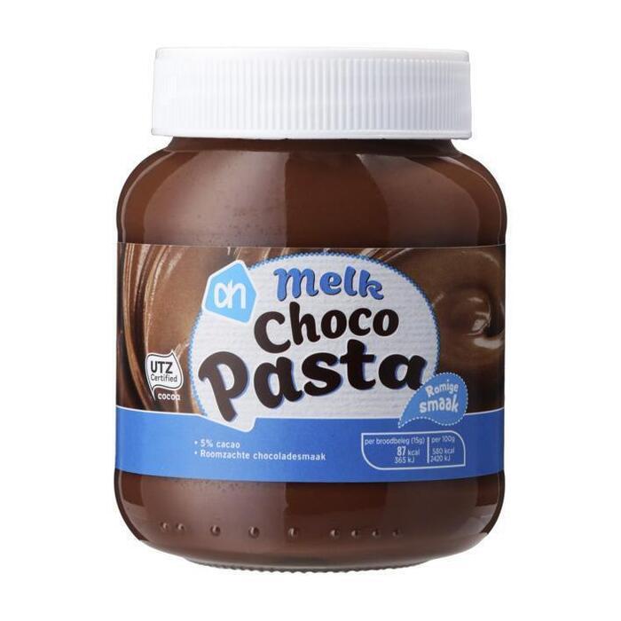 Chocoladepasta Melk (400g)