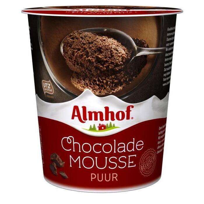 Pure Chocolademousse (bak, 200g)