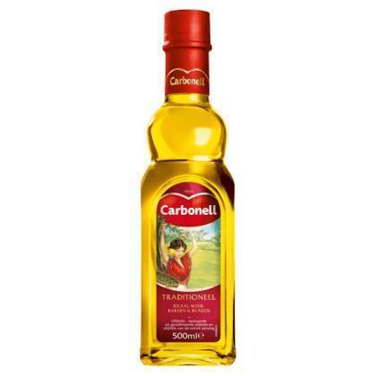 Traditioneel olijfolie (glazen fles, 0.5L)
