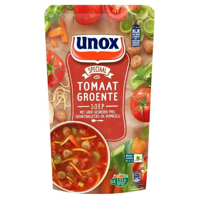Soep In Zak Tomaat groentesoep (0.57L)