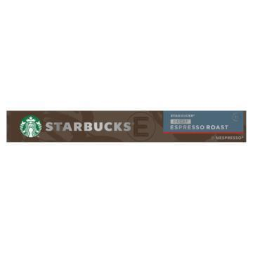Starbucks® Decaf Espresso Roast by Nespresso® Dark Roast 10 Capsules (57g)