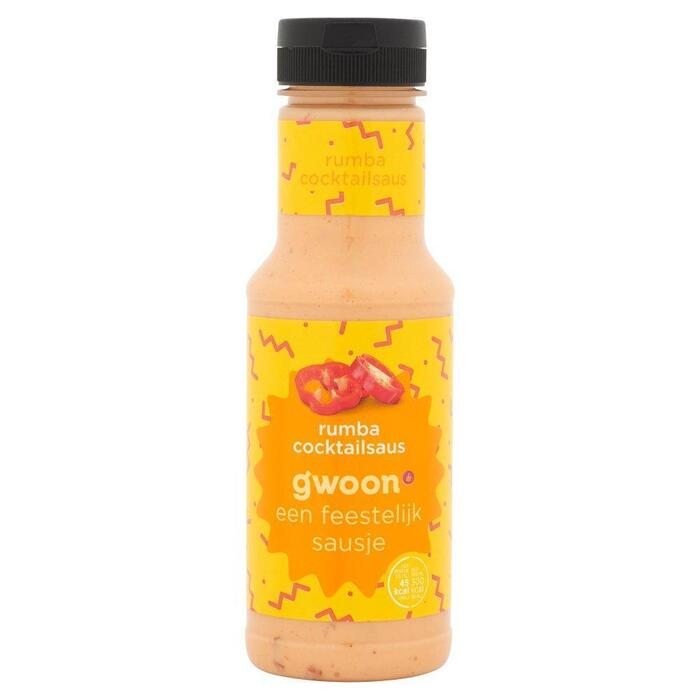 g'woon Cocktailsaus rumba (30cl)
