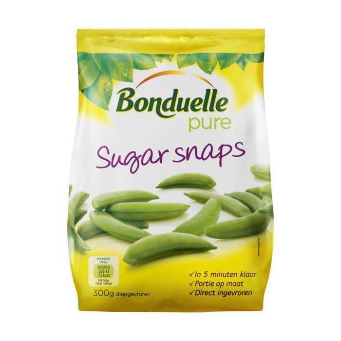 Sugarsnaps (zak, 300g)