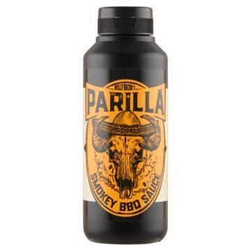 Willy Nacho Parilla Smokey BBQ Sauce 265ml (265ml)